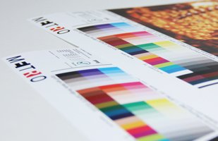 Certified GMG CMYK proofs