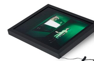 Bespoke lightboxes for photographic duratran prints