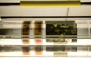 Scanning of film and flat artwork up to A2