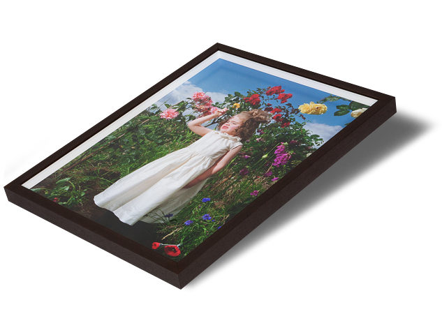Box frames create a space between the print and the glazing, so there is no contact with the glass. Using Waterwhite float glass, your print is mounted first to Foamboard or a similar substrate before being set into a box moulding with a fillet spacer. The fillet keeps the glass and print separate, so the […]