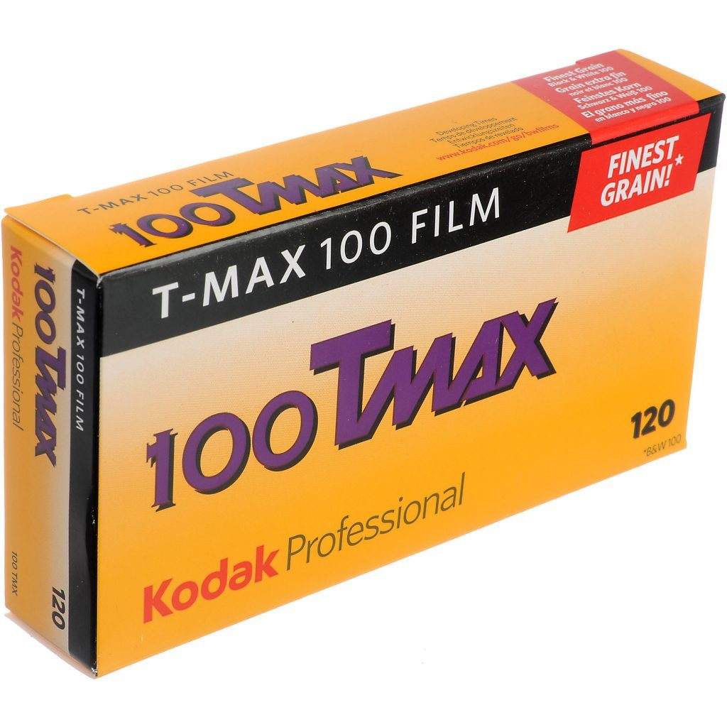 <h5>Kodak TMAX 100</h5>