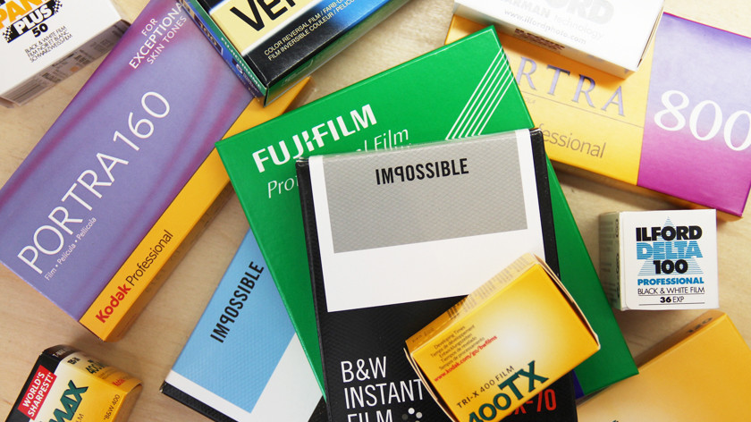 Photographic Film for Sale