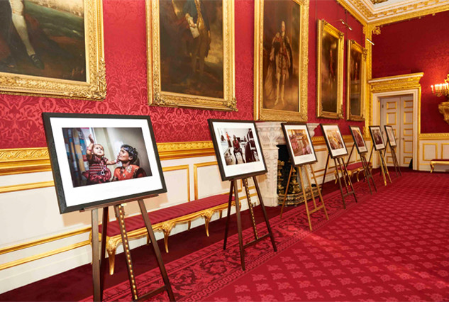 A Commonwealth reception was held at St James's Palace recently to present The Queen and The Prince of Wales with images taken from the landmark photography exhibition, Time to See. Metro was delighted to produce large-scale C Type prints for the exhibition which highlights work that The Queen Elizabeth Diamond Jubilee Trust and Standard Chartered […]