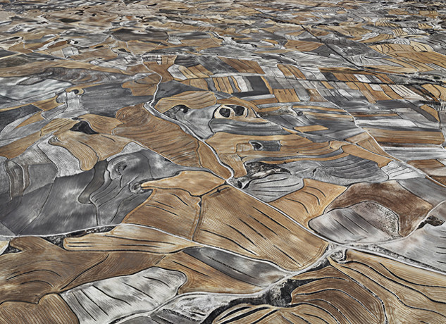 Canadian photographer Edward Burtynsky is renowned for his remarkable photographic depictions of global industrial landscapes. His work is included in the collections of over fifty museums around the world, including the National Gallery of Canada, the Bibliotèque Nationale in Paris and the Guggenheim Museum in New York. Burtynsky's new photographic series 'Dryland Farming' depicts the […]