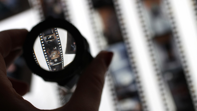 Photographic Film & Scanning Services