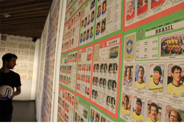 The FIFA World Cup Final produces interest and excitement from all walks of life and across all generations and nationalities.  Collecting the renowned Panini sticker books for some individuals, adds another dimension and level of excitement to the competition. To celebrate this year's competition Panini has installed a huge 60ft x 8ft wall vinyl in […]
