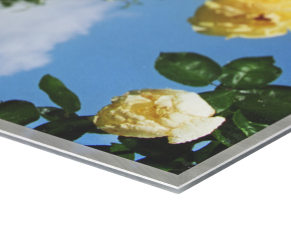 Sizes up to 120 inches x 72 inches / Supplied with an Aluminium sub-frame Perspex mounting is a contemporary way to present photographic prints for interiors and exhibitions. The print is bonded to Acrylic using a silicon gel and then backed with 2mm Dibond. Once the Perspex has been bonded to the front of your […]