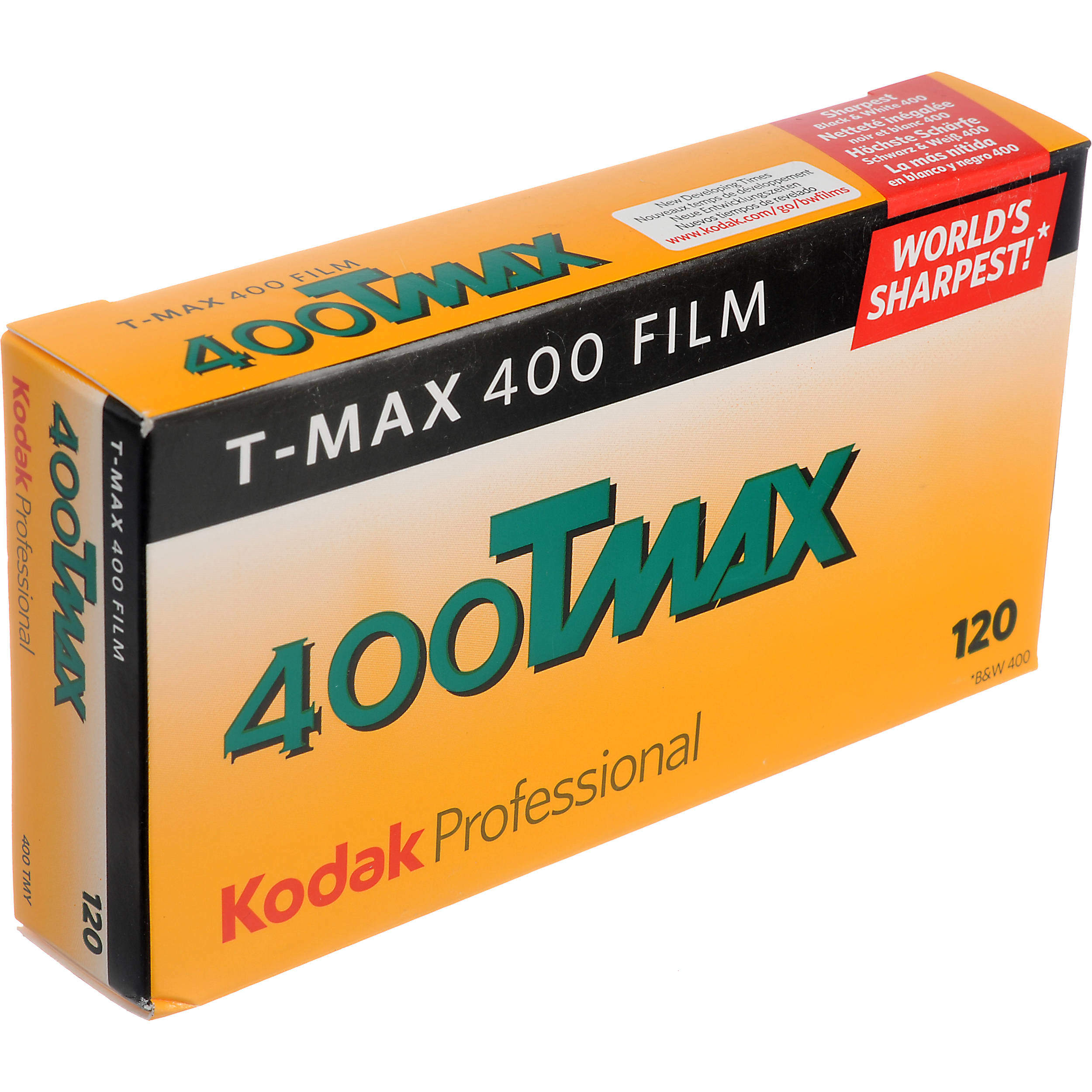 <h5>Kodak TMAX 400</h5>