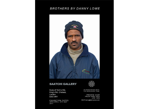 Danny Lowe – Brothers at the Saatchi Gallery - Metro is delighted to be working with Danny Lowe producing large scale C-type prints for his latest project 'Brothers' which opens at the Saatchi Gallery this month, in association with The World Wide Tribe. Lowe's individual portraits show refugees he met during a stay in the notorious 'Jungle' camp in Calais, Northern France. Lowe describes the […]