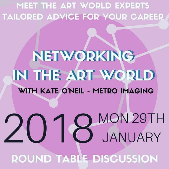 Artists and Emerging Art Dealers: Are you in need of career advice that's tailored to YOU? This month Be Smart About Art (BSAA) will host an evening event in London for visual artists to get feedback and insight from art world experts and  Metro is excited to be involved! The event will give participants a chance […]