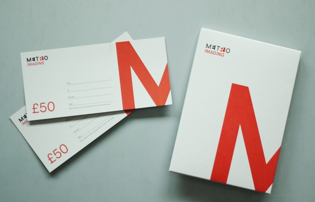Gift Vouchers - Did you know we offer Gift Vouchers here at Metro Imaging for all our Bespoke Services? Perfect for a few rolls of film, producing a printed portfolio or finally getting that special artwork printed and framed. Pick up one for the visual artist in your life (even if that is you!) by getting in touch with our […]