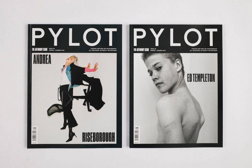 Last Thursday the all analogue print publication – PYLOT Magazine, launched their much anticipated 8th Issue, and Metro were delighted to collaborate with Fuji Film UK to support their pop-up exhibition. Issue 8 focuses on 'Autonomy' explores themes such as: The attitude changes we experience during our teenage years, motherhood and the representation of women, […]