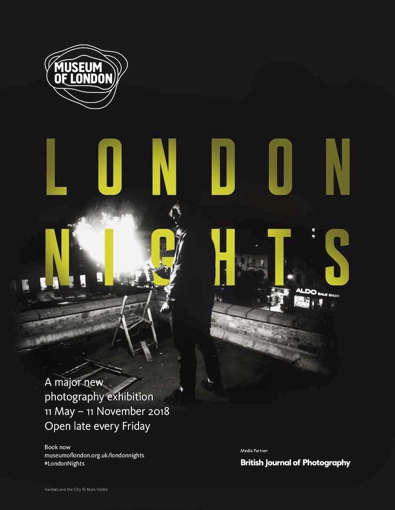 A new major exhibition London Nightsopens at the Museum of London this month, in which the diversity of the city of London after dark is explored, through both contemporary and historic imagery, ranging from the late 19thcentury to the present day. Split into three sections the exhibition focuses on London Illuminated, which showcases the variety […]