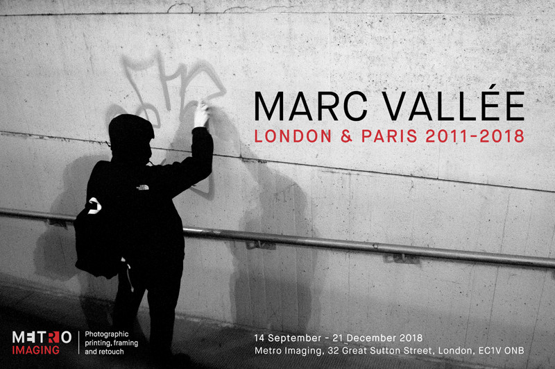 Launching this September, we are thrilled to announce our in-house solo show: Marc Vallée: London & Paris 2011-2018. Marc Vallée (b.1968) is a London-based documentary photographer whose work focuses on contemporary youth culture within the context of the neoliberal city. Marc's work has been published and exhibited worldwide, while Tate Britain, the Museum of Modern […]