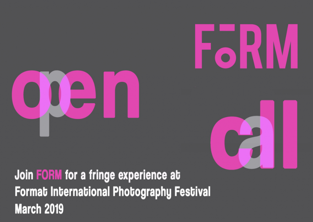 As a huge advocate for collaboration, Metro Imaging is thrilled to be partnering with FORM for their Open Call, which will consist of a series of exhibitions and events in Derby, coinciding with FORMAT Festival 2019. FORM is a lens based collective focusing on progress through process, believing nothing is ever fully formed and that we […]