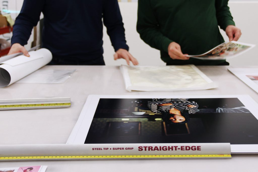 Depending on the size of your print and your choice of substrate, you may have the option of choosing between either split-battens or a sub-frame to hang your final piece. Once over a metre square, mounted prints will require the additional support of an aluminium sub-frame. It's important to note that fixings can only be […]