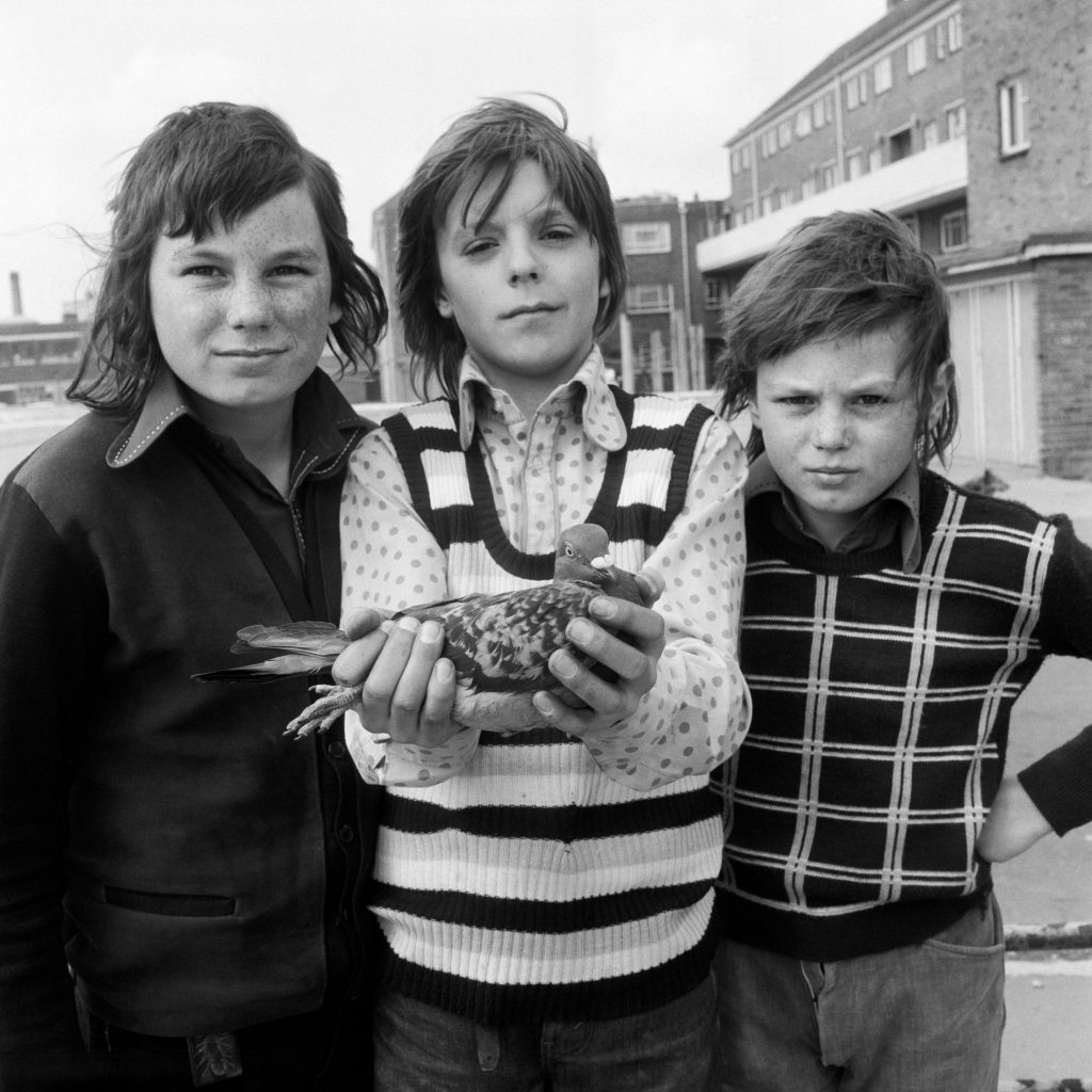 Daniel Meadows, one of Britain's foremost documentary photographers, has been authentically capturing British life and celebrating what he calls 'the felt life of the great ordinary' for almost half a century. Daniel Meadows: Now and Then presents pairs of portraits taken in the 1970s and again in the 1990s, alongside short films explaining how the […]