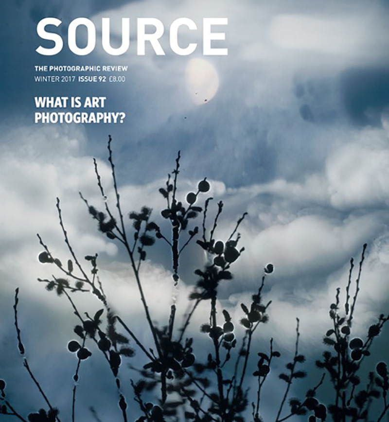 Source magazine was established in 1992 as part of activities originally to support a community of photographers based in Northern Ireland that had been felt unrepresented. From these beginnings the magazine has developed in its ambition and reach. I spoke to one of the Editors John Duncan about the magazine. Over the years Source has […]